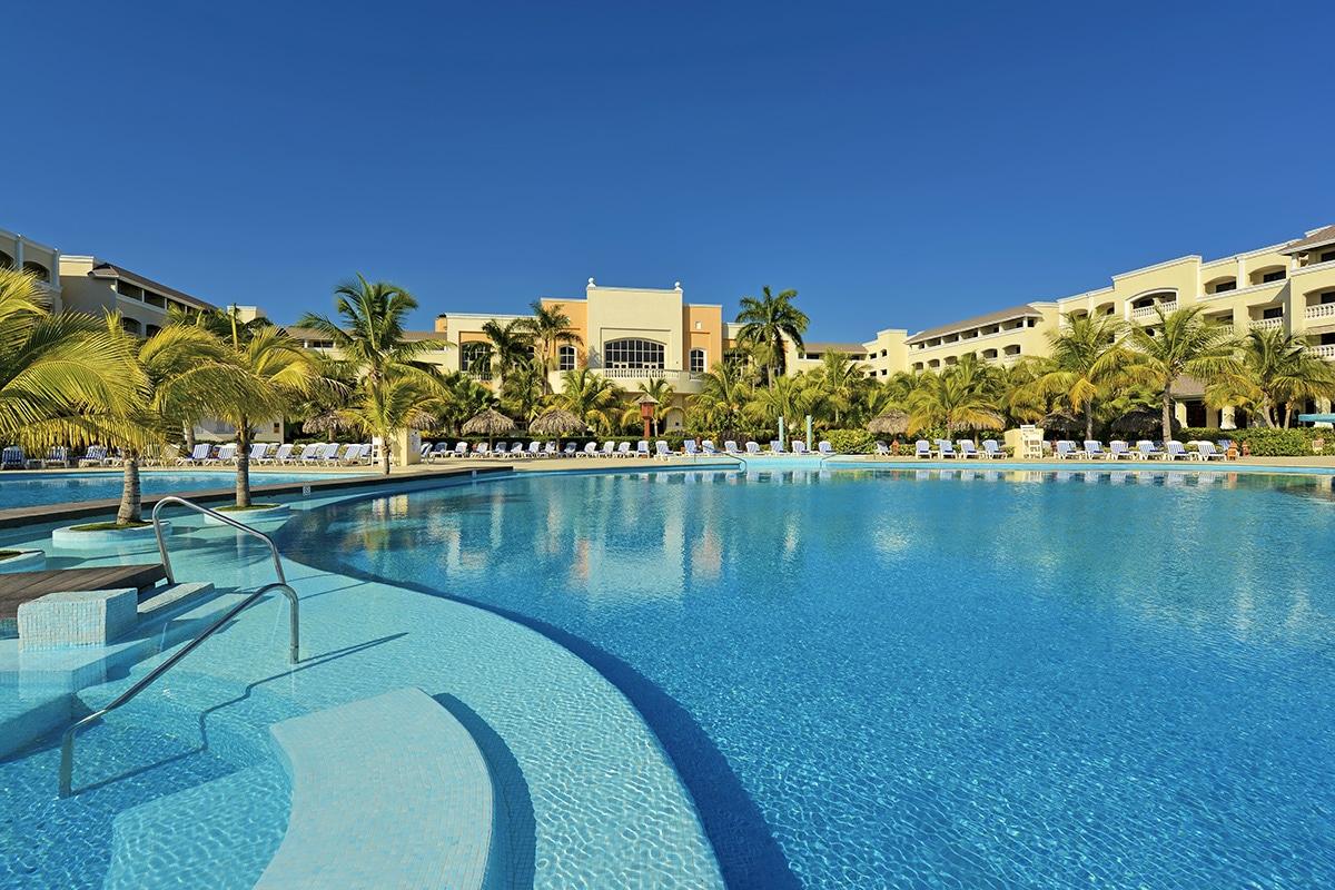 Hotel Iberostar Rose Hall Beach Sejour Jamaique Avec