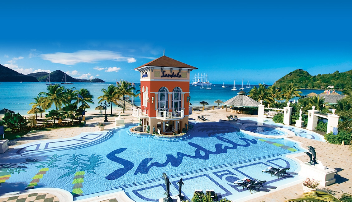 Sandals Grande St. Lucian Spa & Beach Resort - TUI