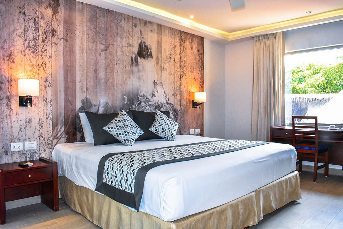 Chambre Eco Family Suites