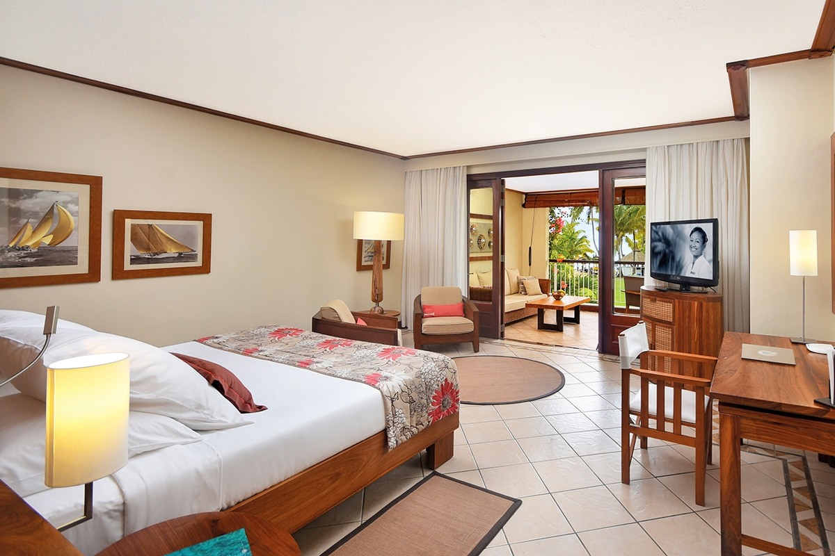 H tel paradis beachcomber golf resort spa tui - Chambre tropicale ...