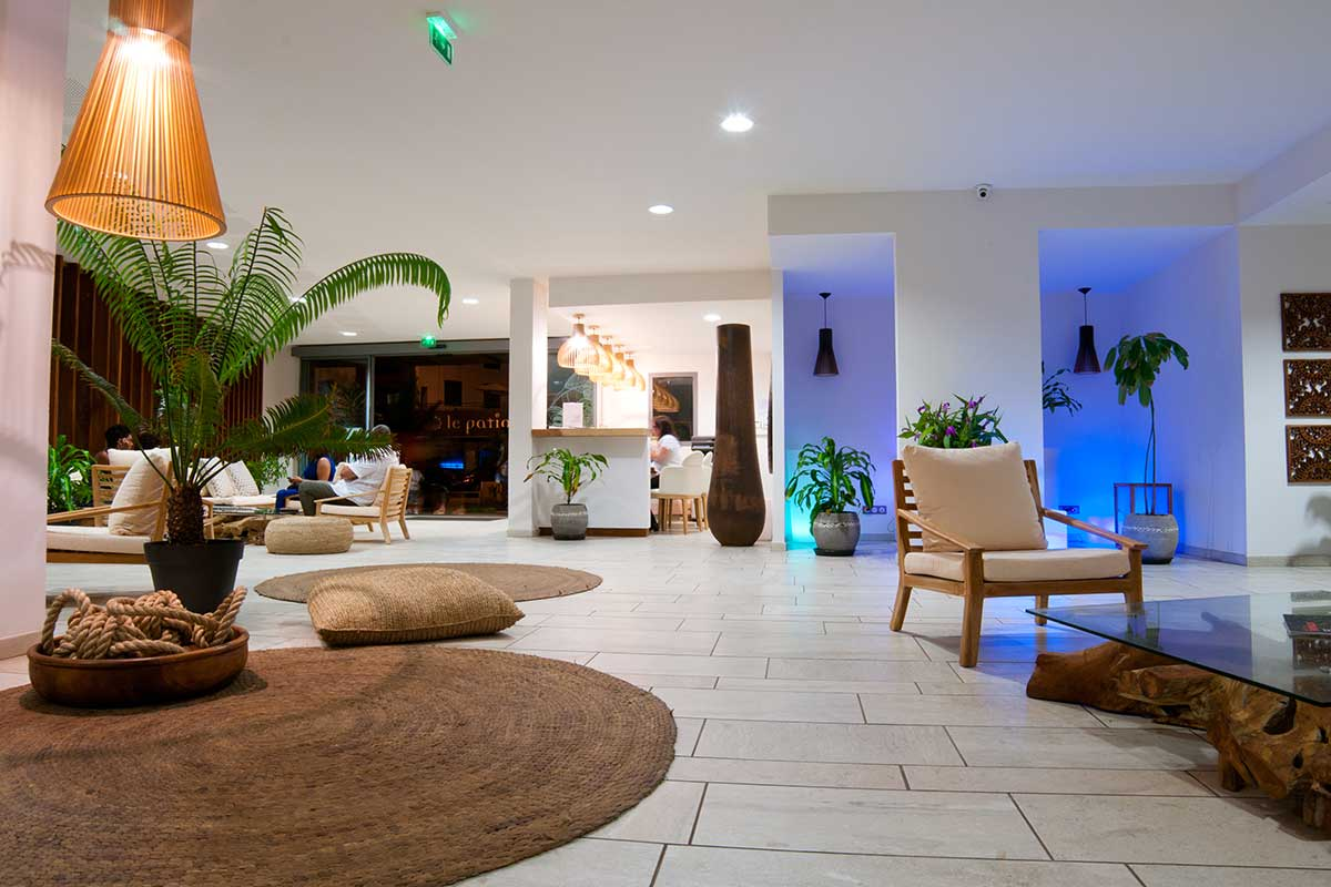 Réunion - Le Battant des Lames Exsel Authentic Hôtels 3*