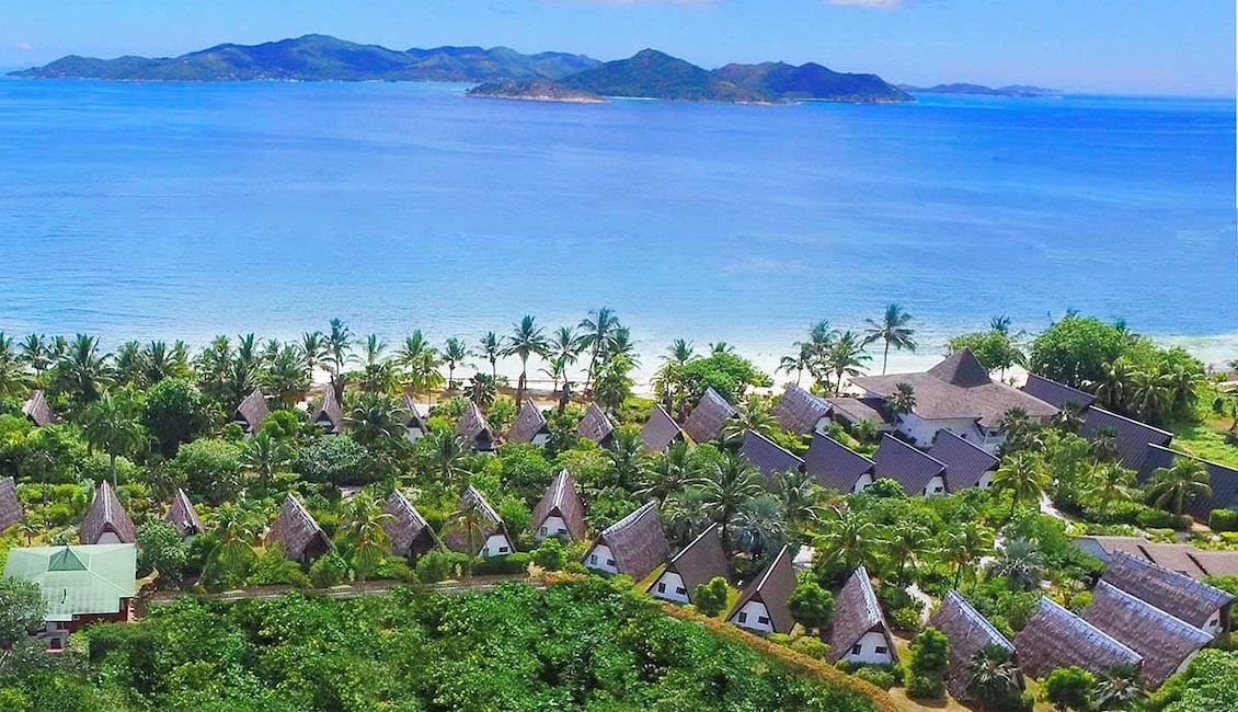 Hôtel La Digue Island Lodge - Départs 2019 - TUI
