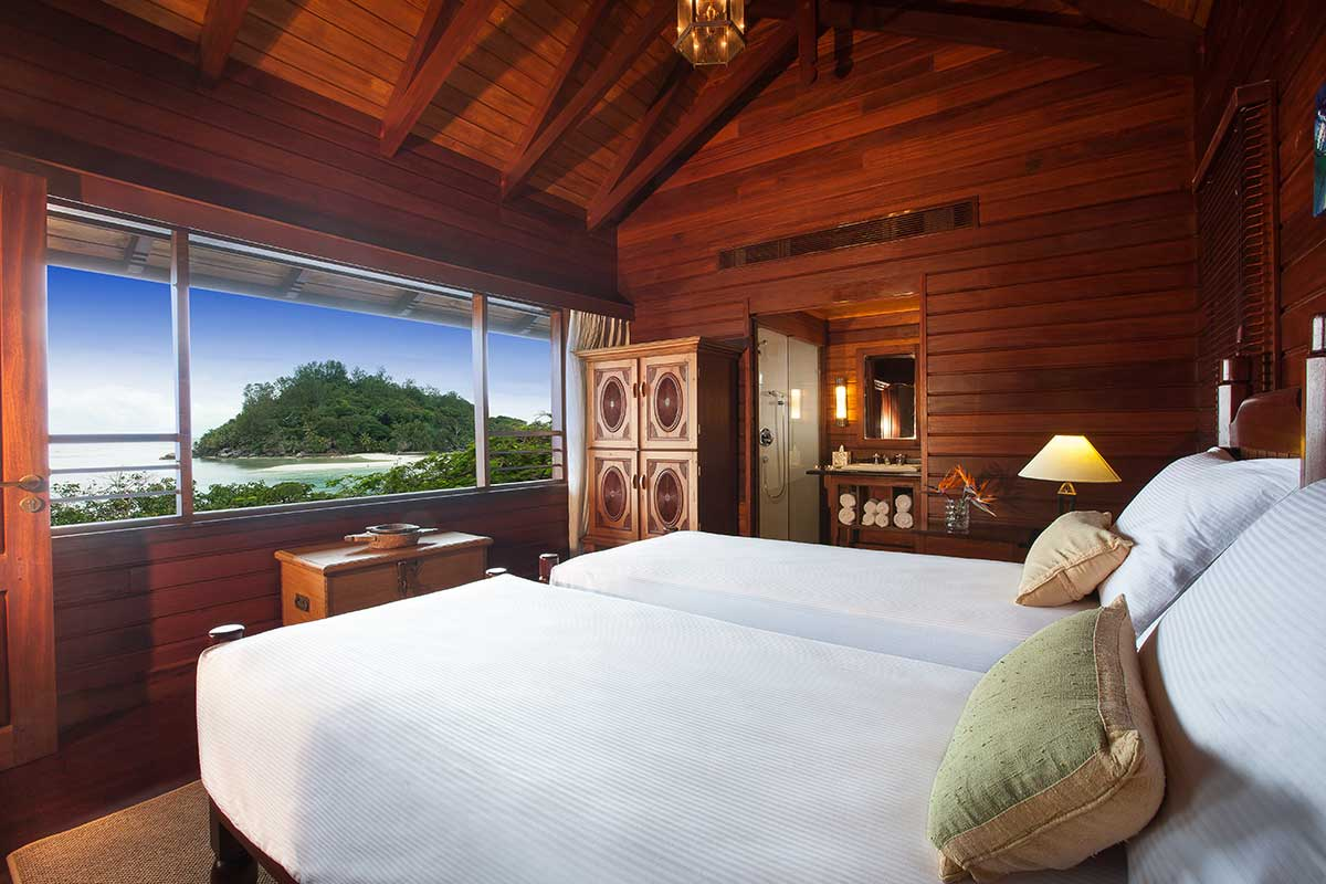 Hotel enchanted island seychelles avec voyages for Piscine privee rennes