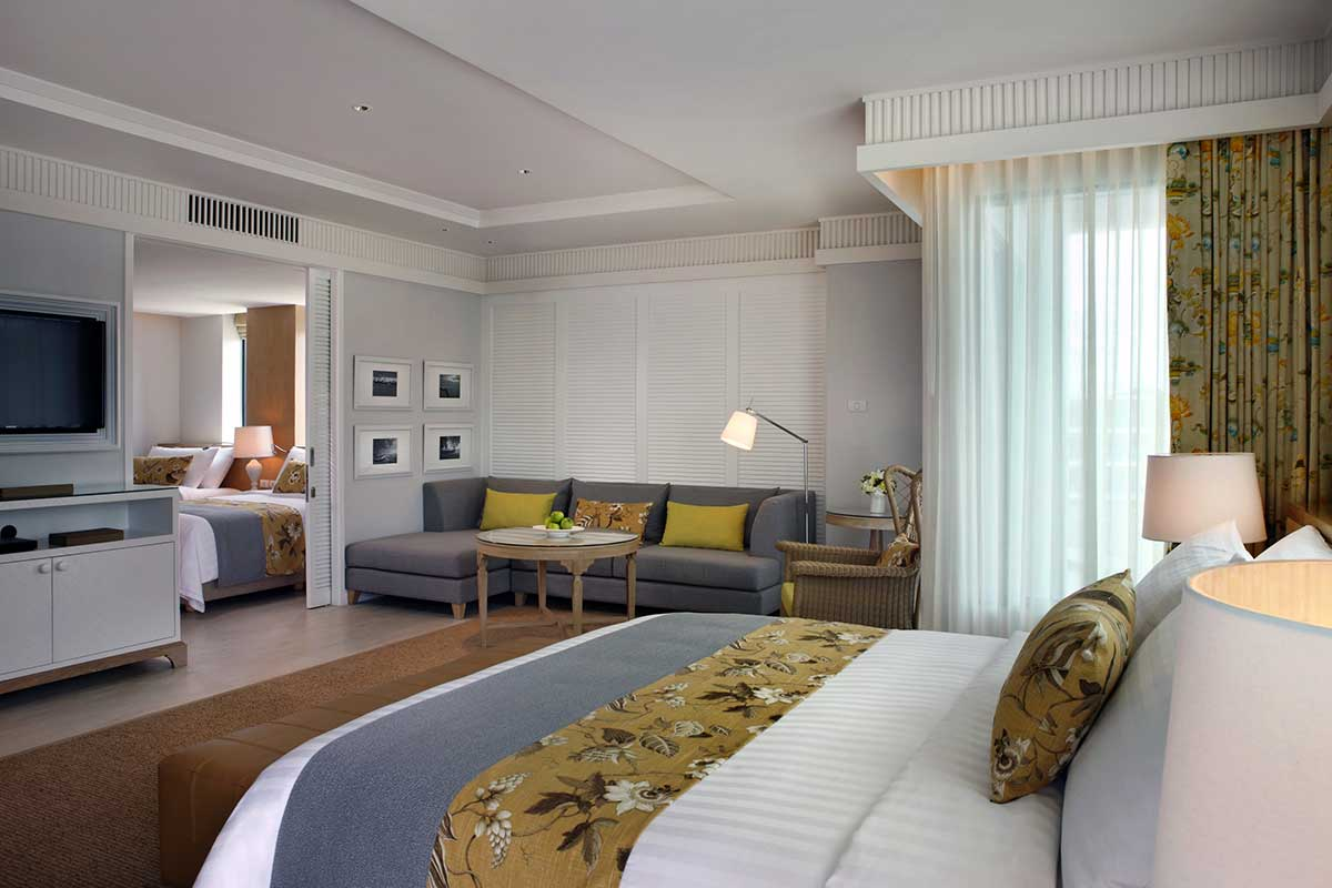 Chambre Family Suite
