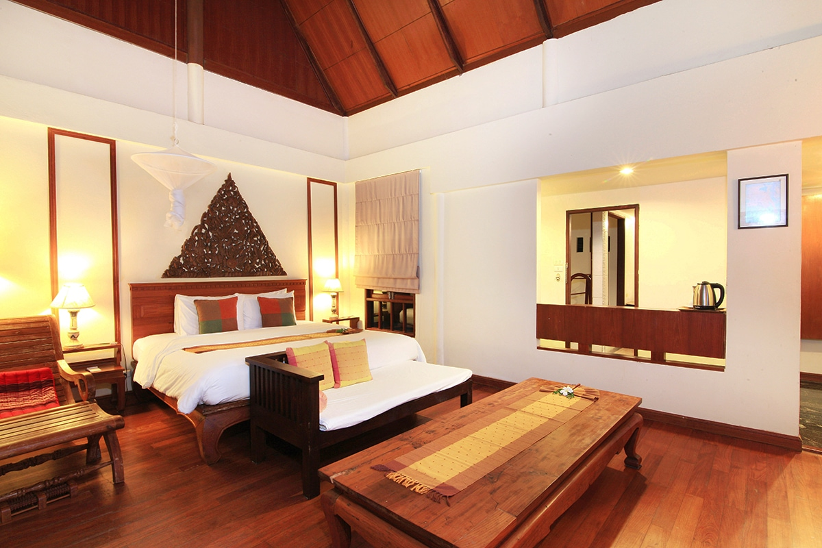 hotel royal lanta resort spa 4 koh lanta thailande. Black Bedroom Furniture Sets. Home Design Ideas
