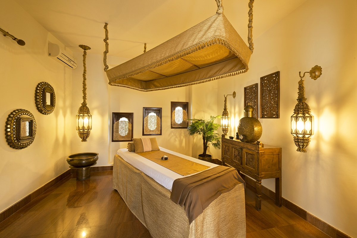H tel baraza resort spa - Salon de massage poitiers ...