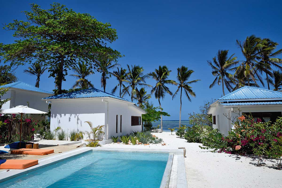 Hôtel Indigo Beach Zanzibar 3* - 1