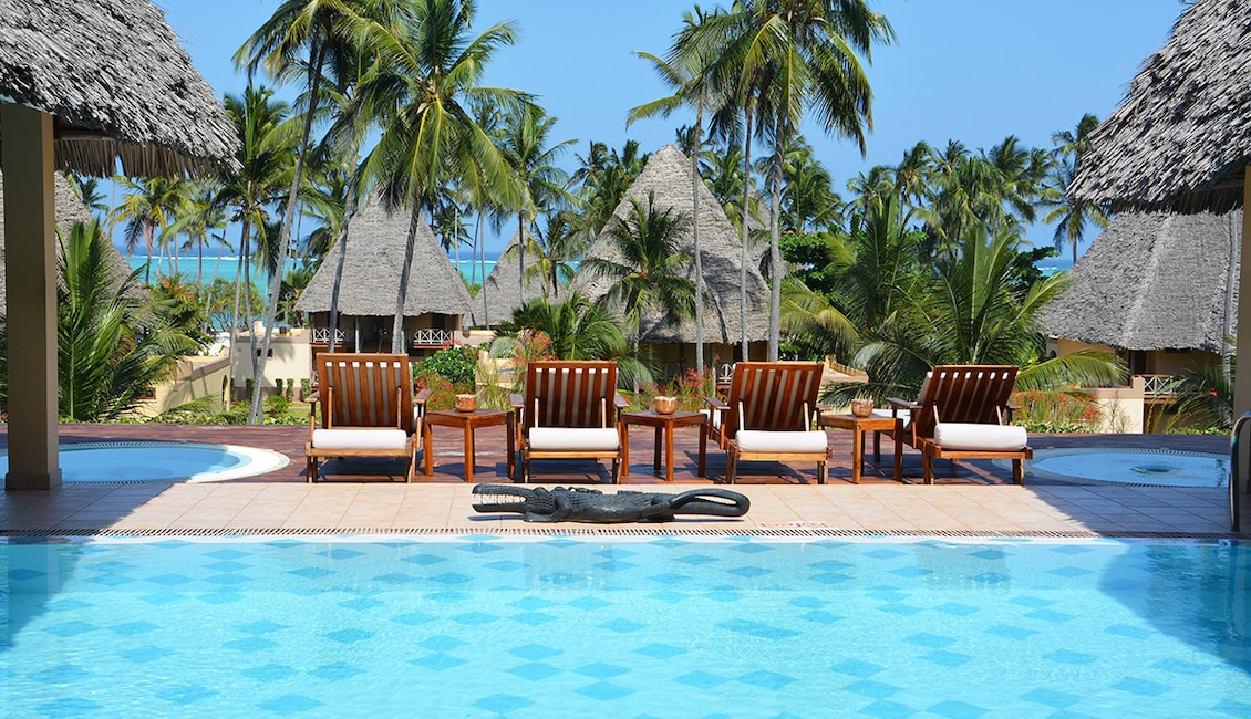 Hôtel Neptune Pwani Beach Resort & Spa - TUI