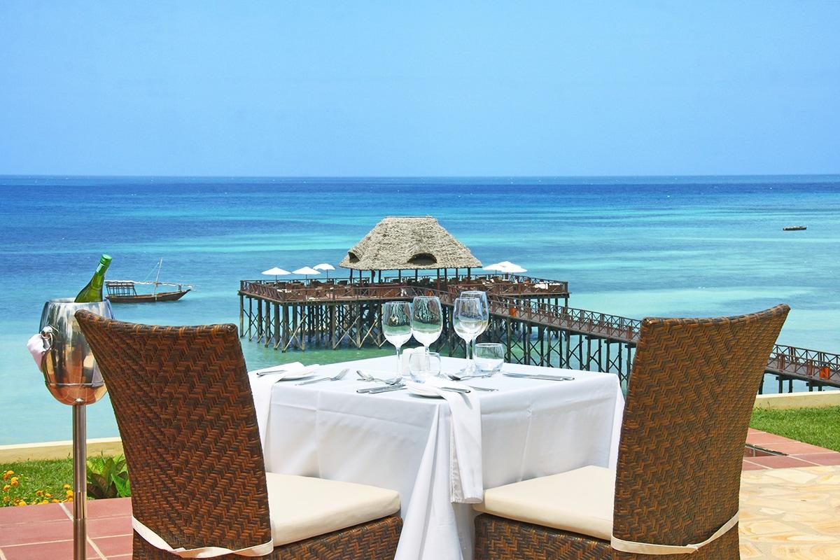Tanzanie - Zanzibar - Hôtel Sea Cliff Resort & Spa 5*
